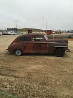 Must sell ASAP 47 Plymouth.