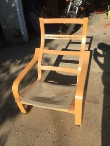 IKEA Poang armchair FRAME ONLY