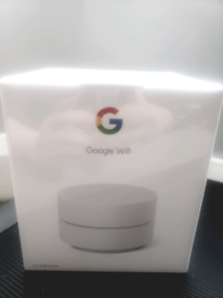 Google Mesh Wifi Router New