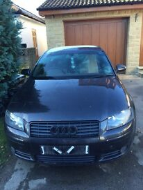Audi a3 8p 2.0 tdi dsg s line complete front end rad packs