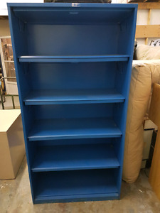 Steel shelving/display shelving