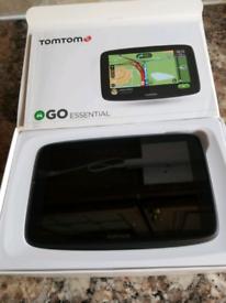 "Tomtom go essential 6"" interactive Sat nav"