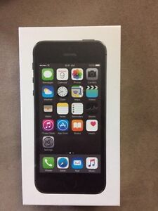 Sealed in box iPhone 5s