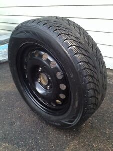 Nokian tires like new 195/60R15