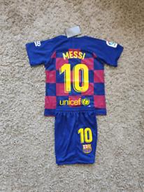 a713f5de8 2019 2020 Barcelona football kit Messi | in Birkenhead, Merseyside ...