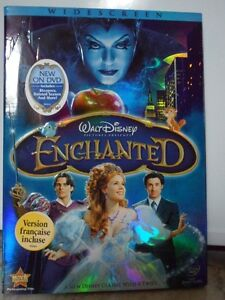 Film dvd Walt Disney 'Enchanted'