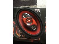Two edge 6x9 car speakers