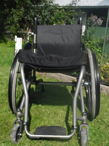 The Natural Fit Wheelchair