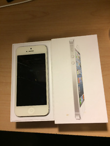 IPHONE 5 16GB FOR SALE