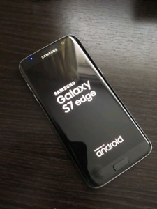 Unlocked Samsung galaxy s7 edge trade