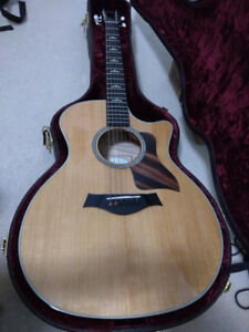 New condition Taylor 614ce