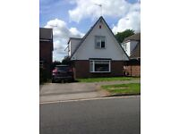3 bed modern detached house