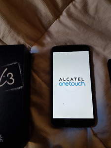 Gently Used Alactel Onetouch Idol 3 for sale