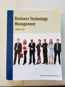JMSB COMM 226 Textbook