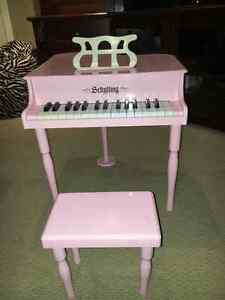 Schylling Baby Grand Piano -  Collectible