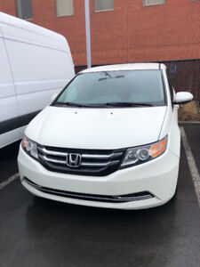 2016 Honda Odyssey Lease Transfer $500/Month tax in