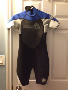 Shorty Youth Wetsuit