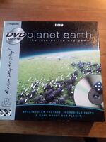 Planet Earth the Interactive DVD game