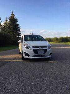 2015 CHEVY SPARK LOW KMS - 42,000