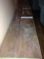 200 Sq Ft of Laminate Flooring For Sale