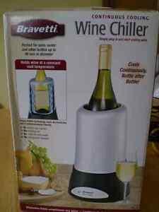 Iceless Portable Brevetti WC213B Wine Cooler/Chiller New in Box