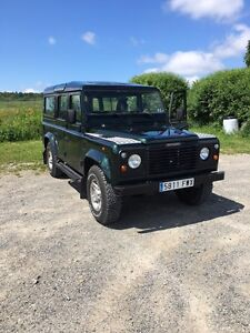 1996 land rover defender 110 300tdi