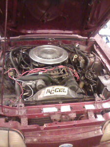 1985 Ford Mustang GT Convertible part out