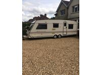 Abbey spectrum 620 1997 caravan