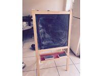 Black/white board
