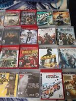 PS3 games $15 each Obo