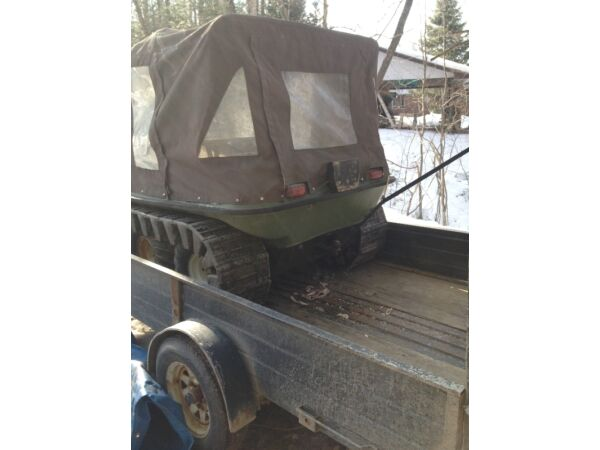 Used 1990 Argo 1990 6 X 6 Vanguard