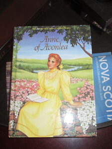 Anne of Avonlea - L.M. Montgomery HC Nice illustrations