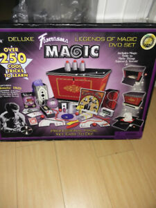 Fantasma Deluxe!  Legends of Magic Boxset still in box