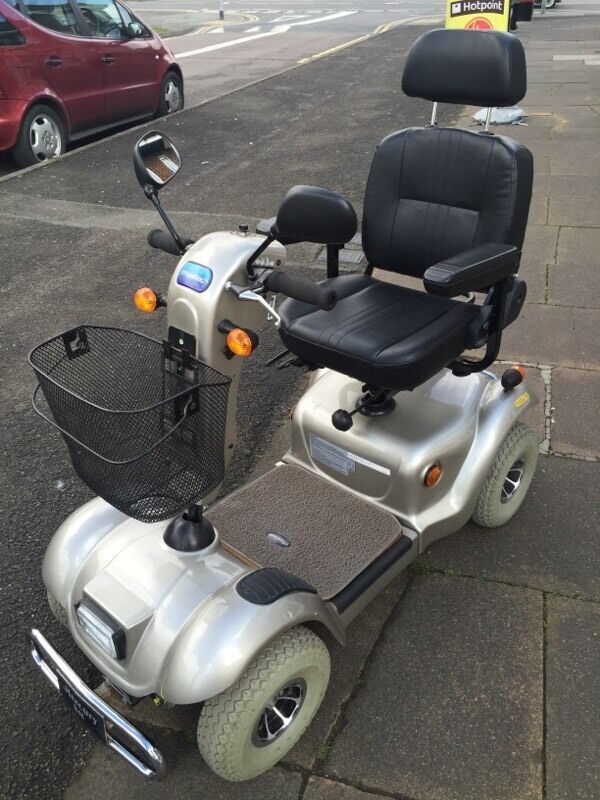 Wheeltech mobility scooter manual.