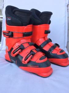 Used Rossignol size 6.5 kids ski boots