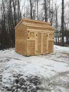 Shed The Man Shack 10 x 8