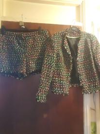 Jacket/short suit for sale