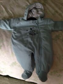 Baby All-in-one pram suit