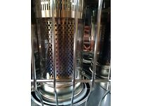 Used once Zibro paraffin heater