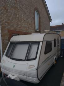 Abby vouge GTS 417 caravan