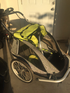 MEC Double stroller / bike trailer