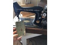 For Sale: Singer Sewing Machine