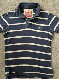 SUPERDRY polo shirt - Mens size Small, used for sale  Southampton, Hampshire