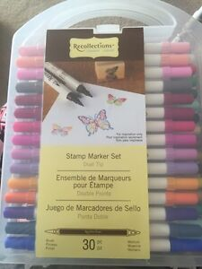 Recollections stamp marker set