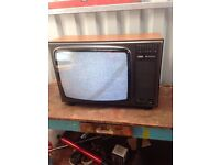 Vintage/classic hitachi television