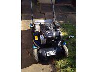 Mac Alliister petrol lawnmower , New, 500E series,Excellent Working