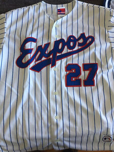 Montreal Expos authentic Jersey West Island Greater Montréal image 1