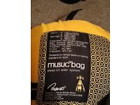 Musuc Bag - sleep wear system - large