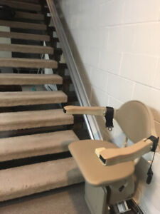 Medical stair lift