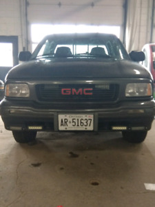1994-1997 gmc sonoma front end